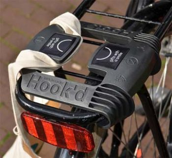 Recycled Bike Accessory